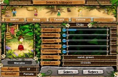 Download Virtual Villagers 4: The Tree of Life iPhone free game.