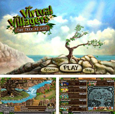 En plus du jeu Les Guerres Dessinées pour iPhone, iPad ou iPod, vous pouvez aussi télécharger gratuitement Virtuel villageois 4 - L'arbre de vie, Virtual Villagers 4: The Tree of Life.