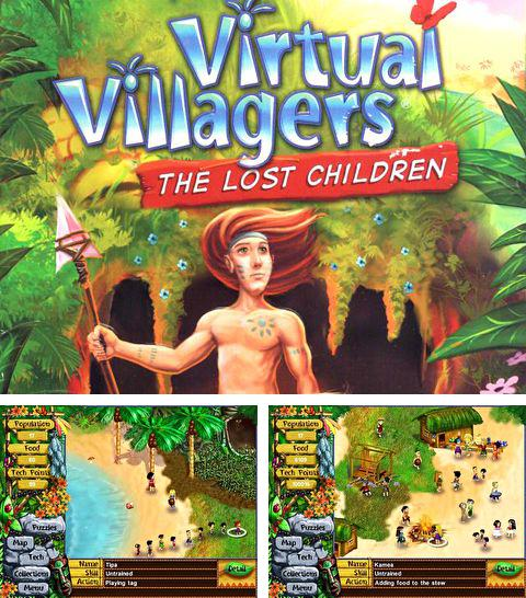 In addition to the game The Tiny Bang Story for iPhone, iPad or iPod, you can also download Virtual villagers: The lost children for free.