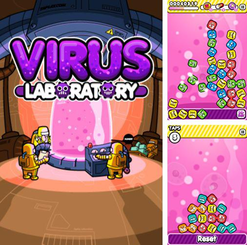 In addition to the game Robototics for iPhone, iPad or iPod, you can also download Virus laboratory for free.