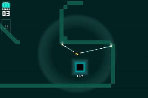 Screenshots of the Volt game for iPhone, iPad or iPod.