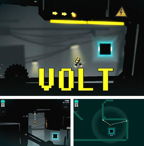 In addition to the game Spin safari for iPhone, iPad or iPod, you can also download Volt for free.