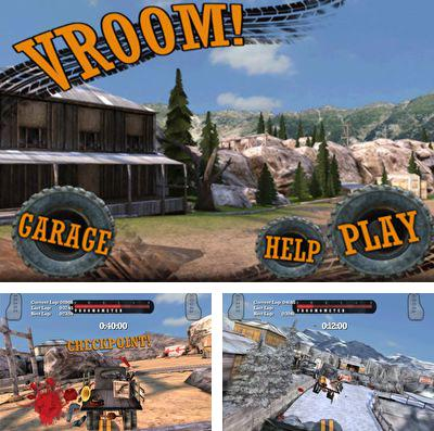 Download Vroom! iPhone free game.