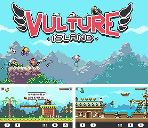 Download Vulture island iPhone free game.