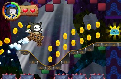 Free Wacoon Jump! – Super Land Platformer download for iPhone, iPad and iPod.