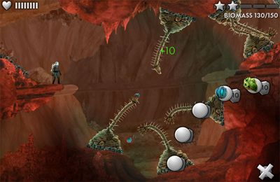 Screenshots do jogo Waking Mars para iPhone, iPad ou iPod.