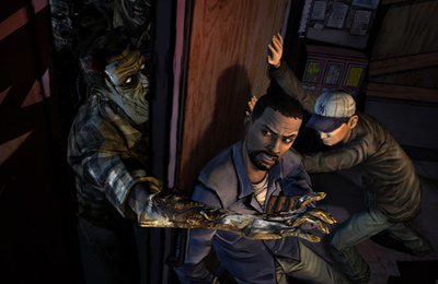 Kostenloser Download von Walking Dead: The Game für iPhone, iPad und iPod.