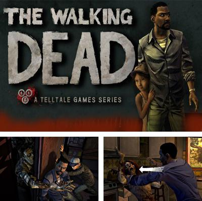 In addition to the game Evolution: Battle for Utopia for iPhone, iPad or iPod, you can also download Walking Dead: The Game for free.