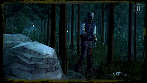 Écrans du jeu Walking dead. The game: Season 2 pour iPhone, iPad ou iPod.