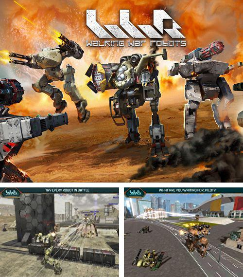 In addition to the game Pirates 3D Cannon Master for iPhone, iPad or iPod, you can also download Walking war robots for free.
