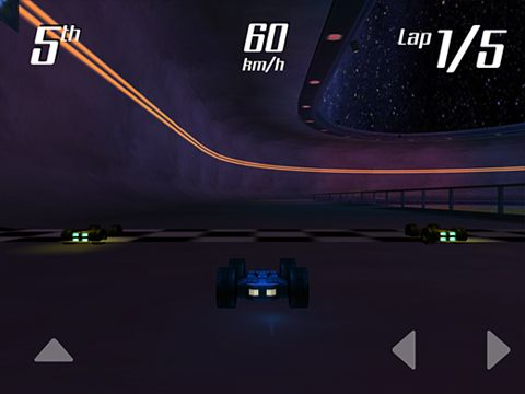Download Wall race iPhone free game.