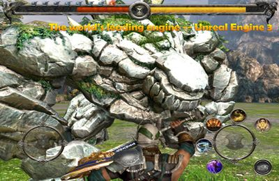 Screenshots vom Spiel Real Steel World Robot Boxing für iPhone, iPad oder iPod.