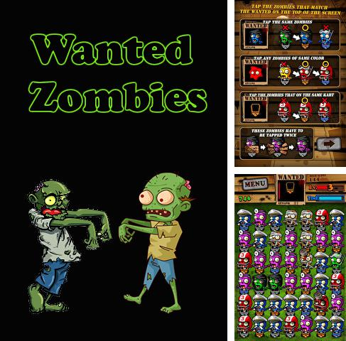 In addition to the game Death Knight for iPhone, iPad or iPod, you can also download Wanted zombies for free.