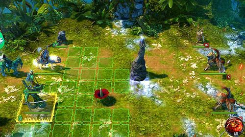 Download War and magic iPhone free game.
