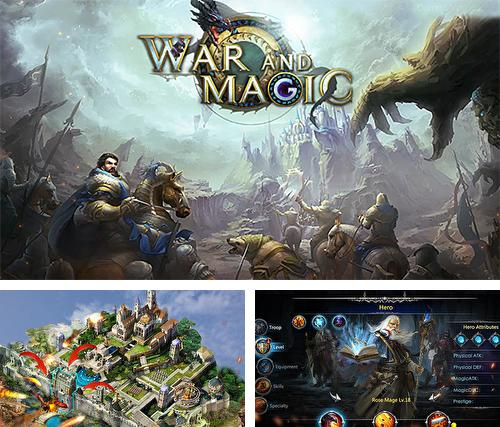 In addition to the game Tasty Planet for iPhone, iPad or iPod, you can also download War and magic for free.