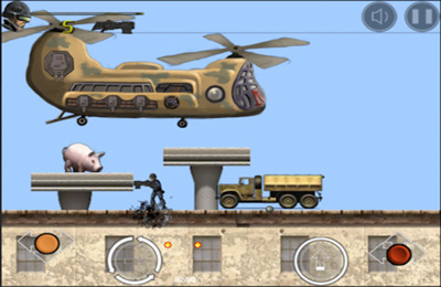 Screenshots of the War City game for iPhone, iPad or iPod.