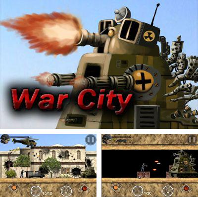 In addition to the game Battle of the Bulge for iPhone, iPad or iPod, you can also download War City for free.