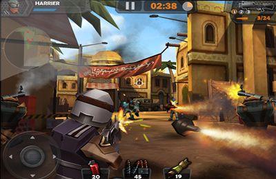 War com: Genesis iPhone game - free  Download ipa for iPad