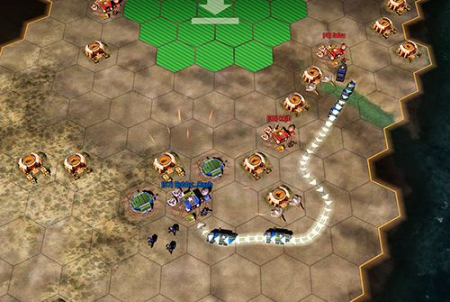 Скачать War commander: Rogue assault на iPhone бесплатно