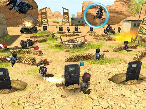 Screenshots do jogo War friends para iPhone, iPad ou iPod.