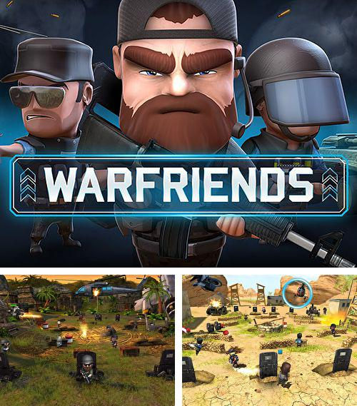 In addition to the game Toca lab for iPhone, iPad or iPod, you can also download War friends for free.