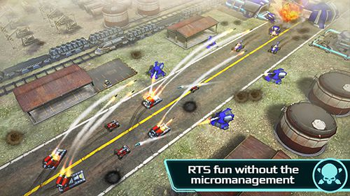 Download War is peace iPhone free game.