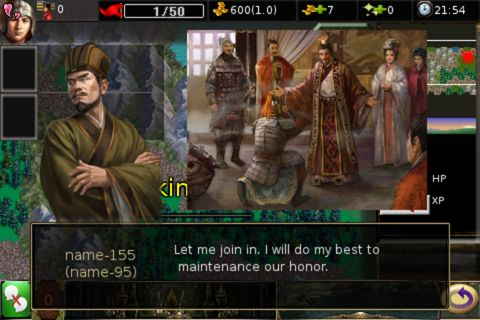 下载免费 iPhone、iPad 和 iPod 版War of kingdom。