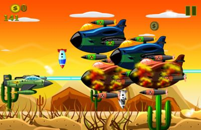 Download War Sky Handler: Desert Air Clash-Pro iPhone free game.