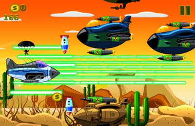 Free War Sky Handler: Desert Air Clash-Pro download for iPhone, iPad and iPod.