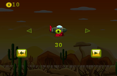 Screenshots do jogo War Sky Handler: Desert Air Clash-Pro para iPhone, iPad ou iPod.