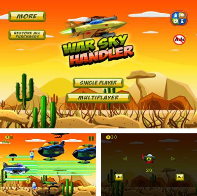 In addition to the game Makine for iPhone, iPad or iPod, you can also download War Sky Handler: Desert Air Clash-Pro for free.