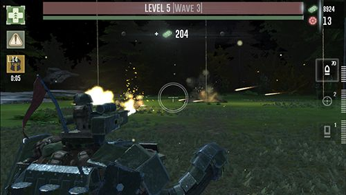 Descarga gratuita de War tortoise para iPhone, iPad y iPod.