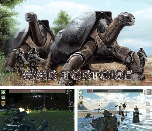 Download War tortoise iPhone free game.