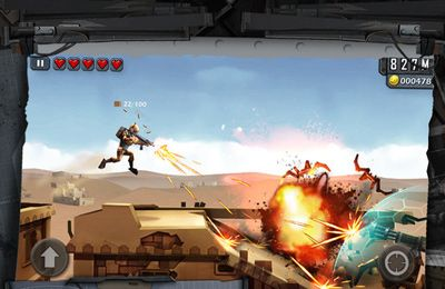 Descarga gratuita de WarCom: Gauntlet para iPhone, iPad y iPod.