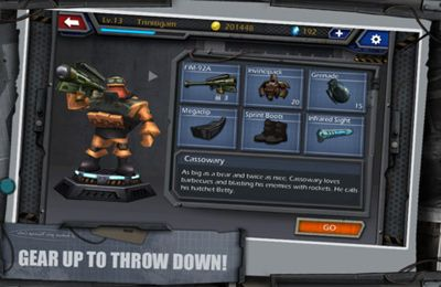 Download WarCom: Shootout iPhone free game.