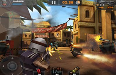 Download WarCorps: Genesis iPhone free game.