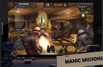 Free WarCorps: Genesis download for iPhone, iPad and iPod.