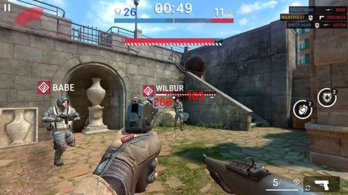 Download Warface: Global operations iPhone free game.