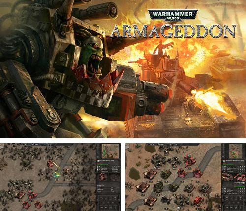 In addition to the game Bubba the Blowfish for iPhone, iPad or iPod, you can also download Warhammer 40 000: Armageddon for free.