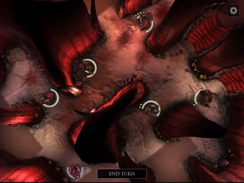 Capturas de pantalla del juego Warhammer 40 000: Deathwatch. Tyranid invasion para iPhone, iPad o iPod.