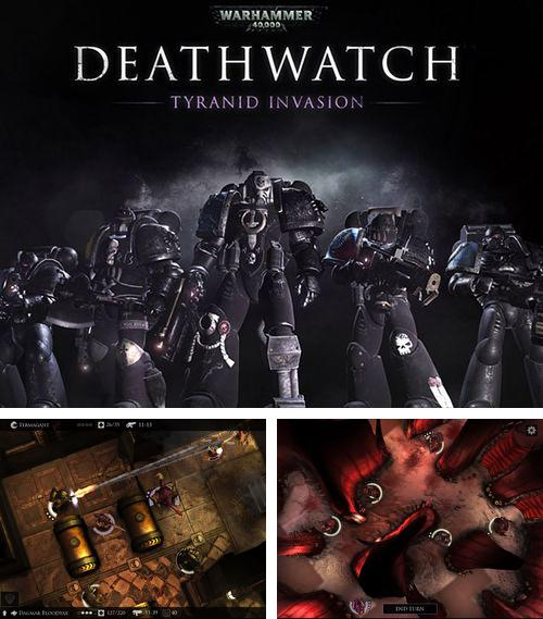 In addition to the game Aircraft war for iPhone, iPad or iPod, you can also download Warhammer 40 000: Deathwatch. Tyranid invasion for free.
