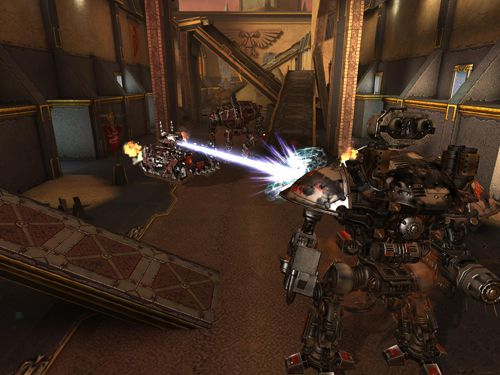 Free Warhammer 40 000: Freeblade download for iPhone, iPad and iPod.