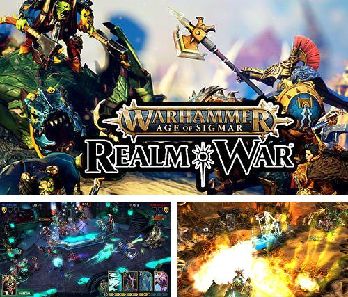 In addition to the game Revenge of toxic frog for iPhone, iPad or iPod, you can also download Warhammer. Age of Sigmar: Realm war for free.