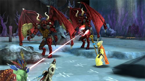 Download Warhammer: Arcane magic iPhone free game.