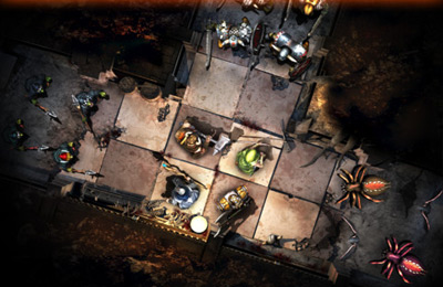 Descarga gratuita de Warhammer Quest para iPhone, iPad y iPod.