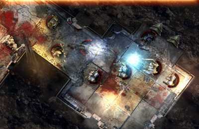 Capturas de pantalla del juego Warhammer Quest para iPhone, iPad o iPod.