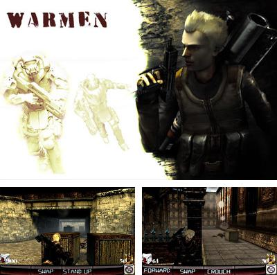 In addition to the game Great Battles Medieval for iPhone, iPad or iPod, you can also download WarMen for free.