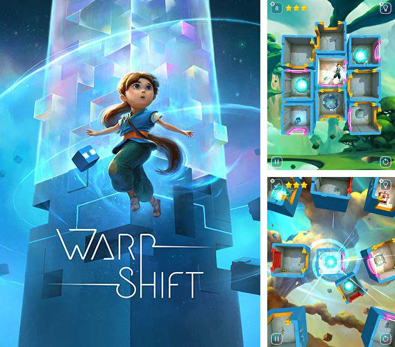 In addition to the game Air battle of Britain for iPhone, iPad or iPod, you can also download Warp shift for free.