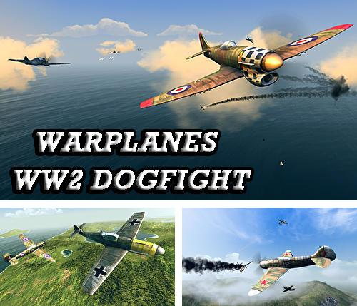 En plus du jeu Les Singes contre les Ninja pour iPhone, iPad ou iPod, vous pouvez aussi télécharger gratuitement Avions de guerre: Combat aérien de la Seconde guerre mondiale , Warplanes: WW2 dogfight.