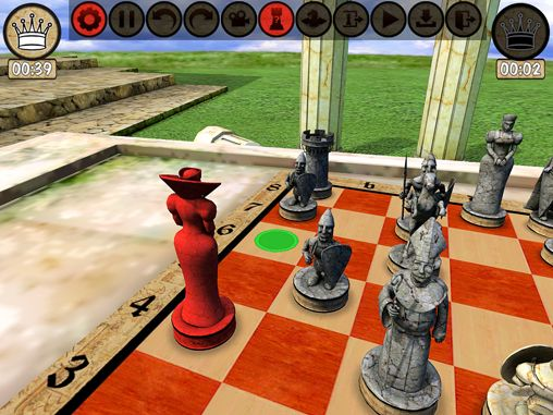 Free Warrior chess download for iPhone, iPad and iPod.